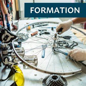 Initiation à la mécanique du vélo - Ouvert à tous
