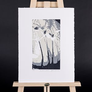 Les trois sœurs, gravure