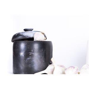 Pot de conservation pour l'ail - Précommande