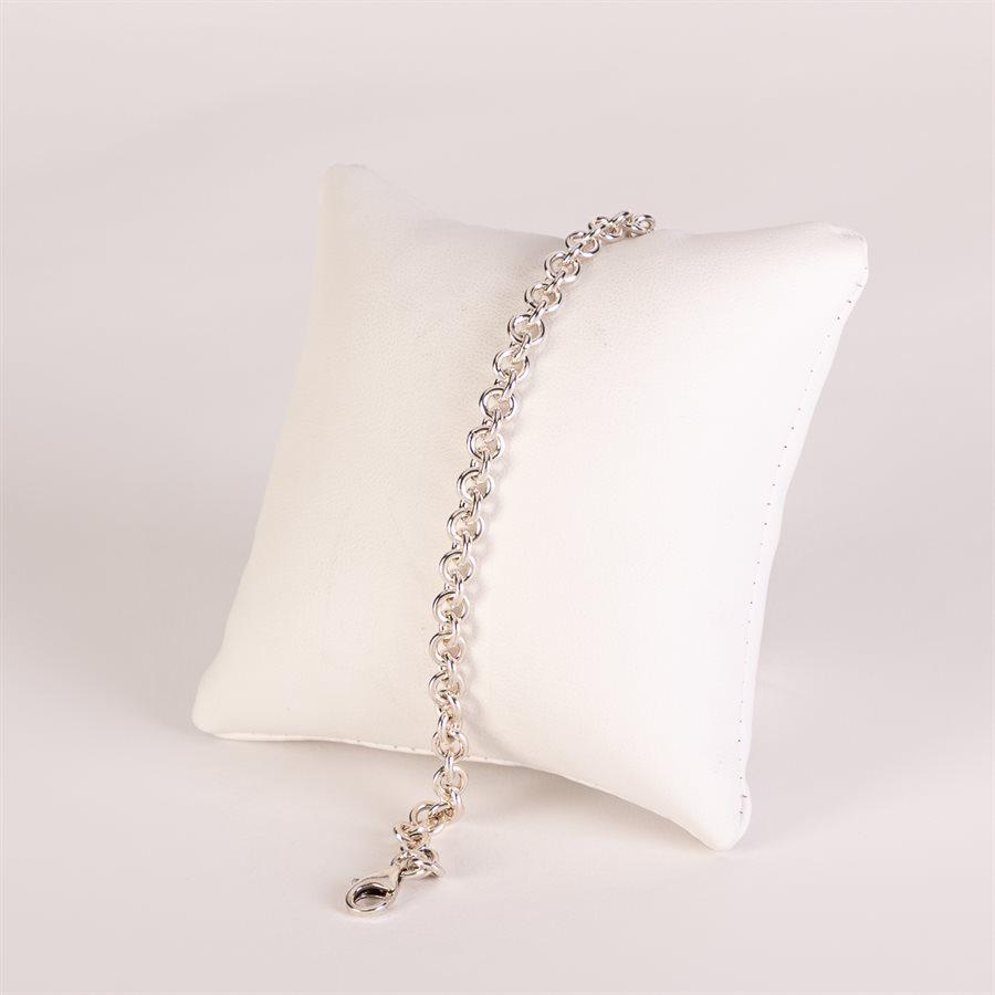 Bracelet chaine en argent