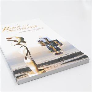 Regard sur l'héritage, livre de la biennale de sculpture