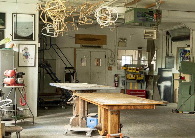 L'Atelier du Chien pas fin, l'atelier libre-service que vous attendiez!