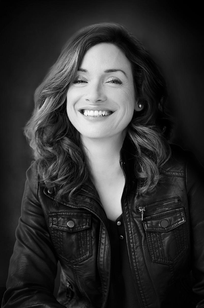Portrait of Julie Beauchemin