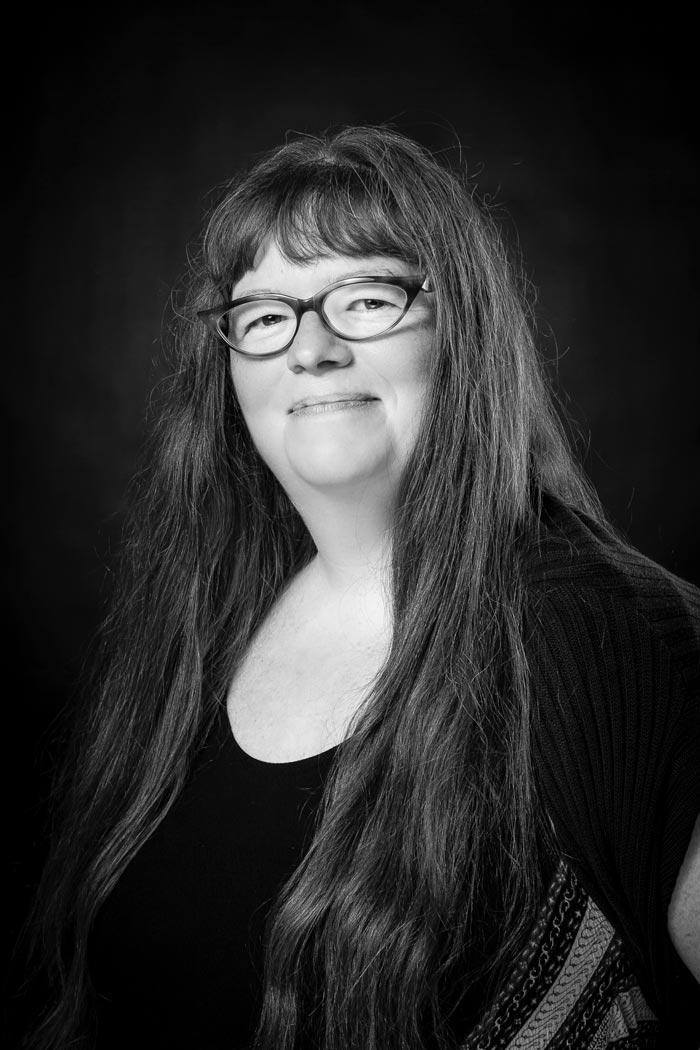 Portrait of Annie Roussel