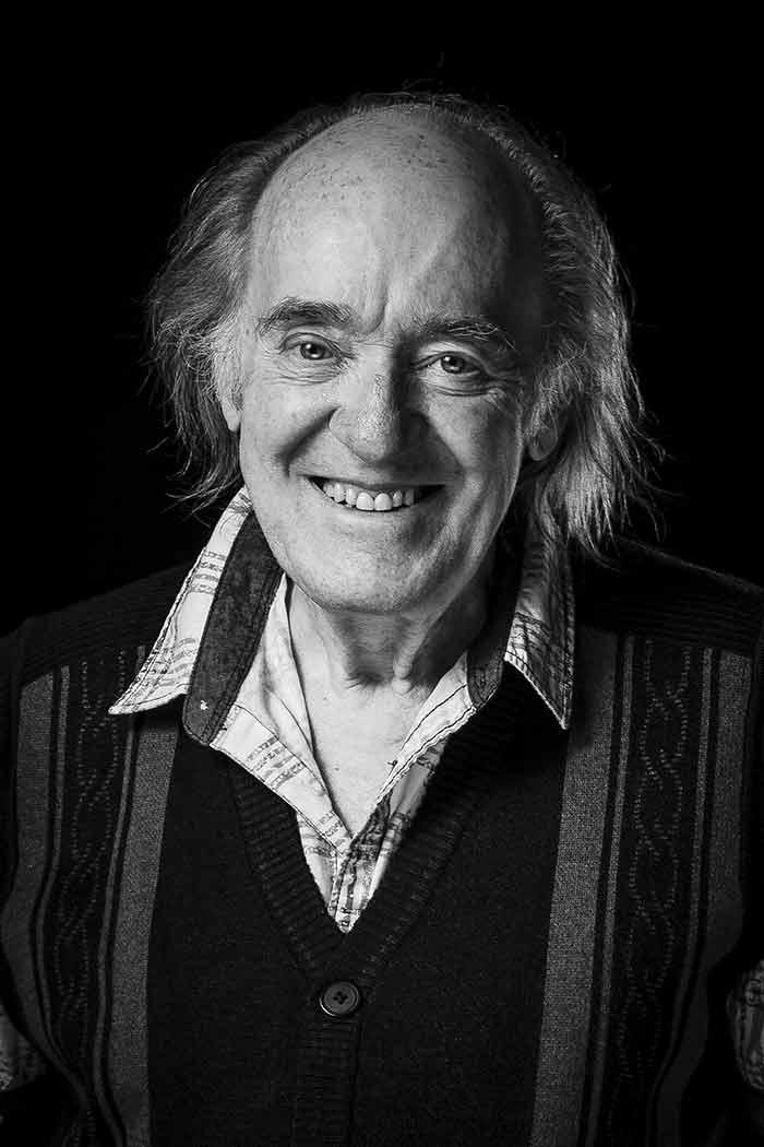 Portrait of Guy Lemieux