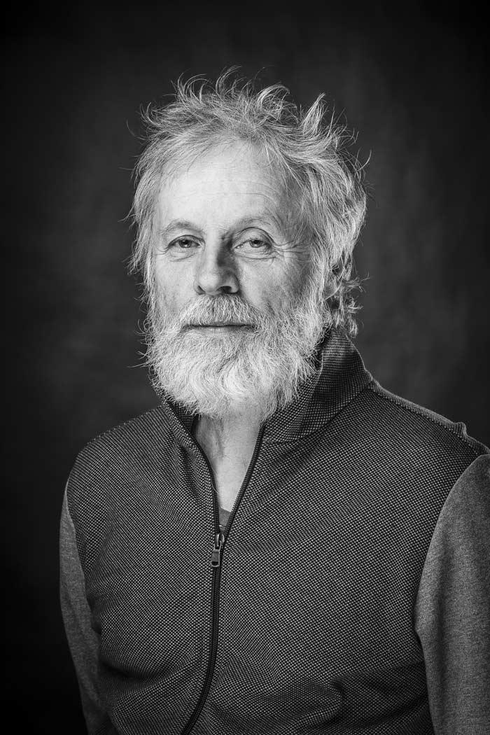 Portrait of Michel Saulnier
