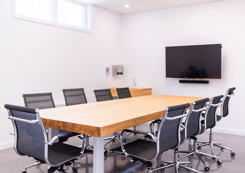 Meeting room for rent at Le Vivoir in Saint-Jean-Port-Joli